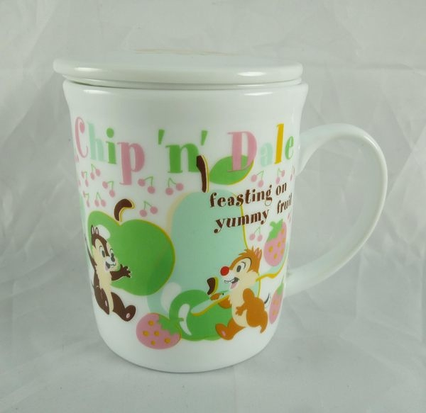 【震撼精品百貨】Chip N Dale_奇奇蒂蒂松鼠~泡茶馬克杯