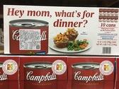 【現貨】CAMPBELL'S奶油蘑菇濃湯298g*10罐