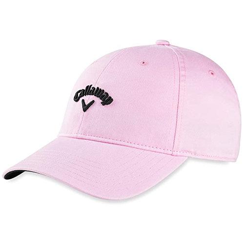 Callaway 紫外線防護帽子(粉紅色)