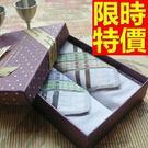 手帕禮盒送禮-舒適創意英倫風純棉質男士配件57r11【時尚巴黎】