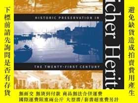 二手書博民逛書店A罕見Richer Heritage: Historic Pre