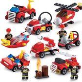 兼容樂高兒童益智小顆粒拼裝積木男孩子組裝3汽車4拼插玩具6周歲8 情人節特別禮物