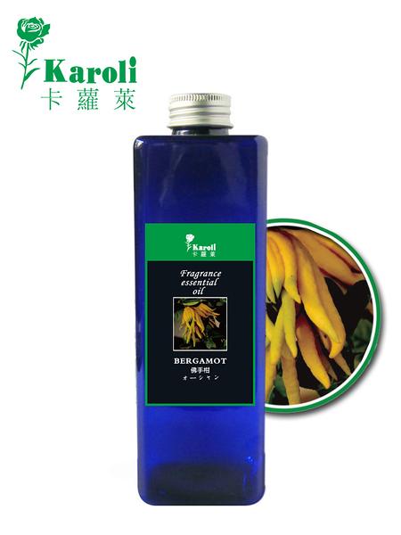 【karoli卡蘿萊】超高濃度水竹擴香竹補充液 佛手柑精油 500ml(水果系列)