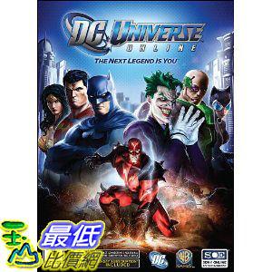 [美國直購 ShopUSA]  DC Universe Online$1741