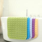 浴室防滑墊淋浴洗澡浴缸衛生間廁所衛浴防水腳墊子家用地墊門墊 向日葵