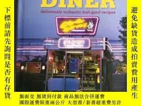 二手書博民逛書店Diner:罕見Deliciously Authentic Fe
