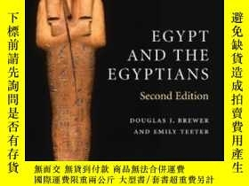 二手書博民逛書店Egypt罕見And The EgyptiansY255562