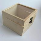 永生花DIY材料手工專用木盒,圓形絨布盒...