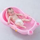 嬰兒浴盆支架  嬰兒洗澡網新生兒寶寶沐浴...