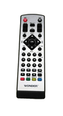 WONDER旺德 高畫質數位電視接收機 WD-8D01T 配件:遙控器