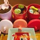 防潮密封寵物糧盒貓糧桶狗糧儲存罐盒儲糧桶【小獅子】