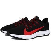NIKE系列-QUEST 2 男款黑紅運動慢跑鞋-NO.CI3787001