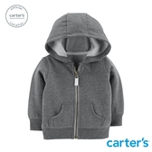 【美國 carter s】經典灰連帽外套-台灣總代理