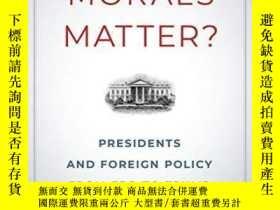 二手書博民逛書店Do罕見Morals Matter?Y256260 Joseph S. Nye Oxford Universi