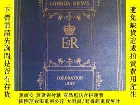 二手書博民逛書店THE罕見ILLUSTRATED LONDON NEWS(1953年倫敦新聞畫報)Y436638 LONDON