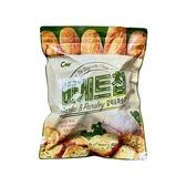 韓國 CW 大蒜麵包風味餅乾(400g)【小三美日】