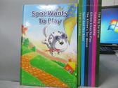 【書寶二手書T3/少年童書_OUA】Spot Wants to Play_Tom s Tummy等_共7本合售