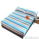床包 防水床笠隔尿透氣床罩單件防滑床套1.5/1.8m席夢思床墊防塵保護套igo  瑪麗蘇