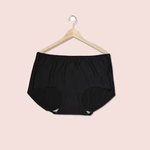 內褲 低腰三角內褲-黑-波曼妮亞