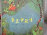 【書寶二手書T4/少年童書_PFQ】真正老森林_黃瑋琳, 塞西爾.金