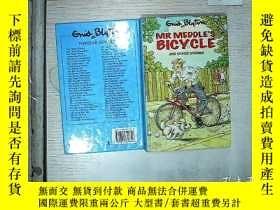 二手書博民逛書店Mr.罕見Meddle s Bicycle and Other Stories  梅德爾先生的自行車和其他故事