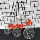 304線條蚵網 不銹鋼撈網(中) 火鍋網 過濾 濾網 漏網 火鍋杓
