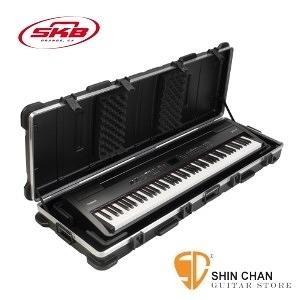 【88鍵樂器硬盒】 SKB SKB-5817W 電子琴/合成器/控制鍵盤 附輪硬盒 Keyboard Case