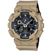CASIO/G-SHOCK/酷炫自我風格運動腕錶/GA-100L-8A
