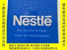 二手書博民逛書店NESTIE-THE罕見SECRETS OF FOOD TRUS