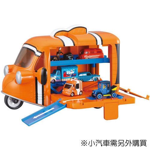 TOMICA多美迪士尼小汽車 海底總動員遊戲車Nemo Carry