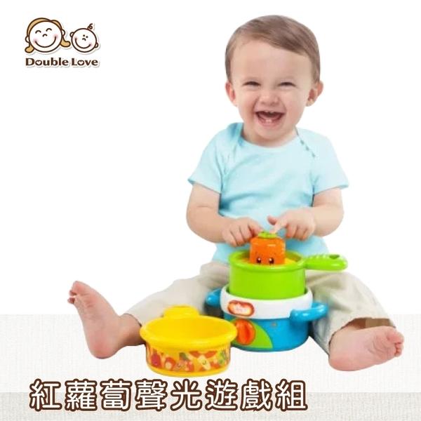 紅蘿蔔音樂聲響趣味玩具 20種音樂聲響 寶寶安撫玩具 教育玩具 聲響玩具 安撫玩具【KA0145】