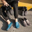 短筒雨鞋廚房水鞋男低幫防滑雨靴防水膠鞋【步行者戶外生活館】