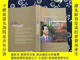 二手書博民逛書店My罕見Life,My Faith IIY267682 The