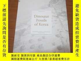二手書博民逛書店原版英文書:DINOSAUR罕見FOSSILS OF KOREA