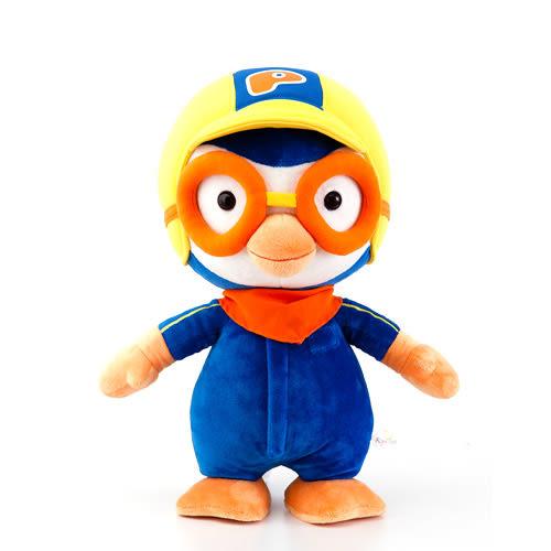 Pororo快樂小企鵝絨毛玩具-Pororo(小)_ RR16041