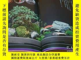二手書博民逛書店MODERN罕見BONSAI MINIATURE GARDEN BOOK from JAPAN JAPANESE[