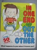【書寶二手書T1/動植物_WEH】In One End and Out the Other-What happens to..._Goldsmith