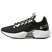 Reebok Sole Fury [DV4485] 女鞋 運動 休閒 慢跑 彈性 緩衝 支撐 靈活 舒適 簡約 黑 灰