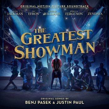 大娛樂家 電影原聲帶 CD THE GREATEST SHOWMAN O.S.T. 免運 (購潮8)