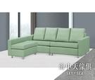 {{ 海中天休閒傢俱廣場 }} J-42 摩登時尚 沙發系列 275-5 V86 L型沙發(2+2+腳椅)