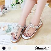涼鞋 閃亮鑽石涼鞋 MA女鞋 T7673