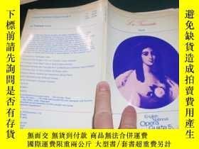 二手書博民逛書店英文原版:english罕見national opera gui