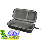 [106美國直購] 攜帶盒 co2CREA Carrying Travel Storage Organizer Case Bag Philips Norelco OneBlade shaver FFP QP2520/90