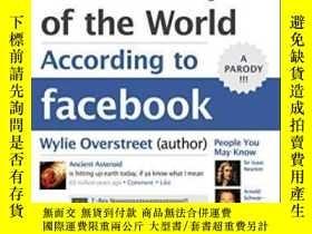 二手書博民逛書店The罕見History Of The World According To Y364682 Wylie Ov