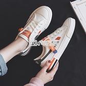 小白鞋女加絨秋冬季帆布鞋女2020新款運動板鞋韓版ulzzang二棉鞋 小明同學