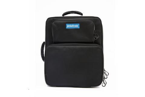 美國 Pedaltrain Premium Soft Case Classic Jr / Novo 18 / PT-JR 高階 效果器 軟袋 台灣總代理 公司貨