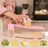 切絲器切菜神器廚房多功能馬鈴薯絲切絲器擦子擦絲器家用蘿蔔絲刨絲器切片 伊莎公主