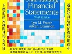 二手書博民逛書店Understanding罕見Financial Stateme