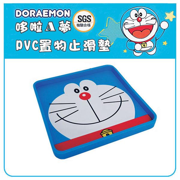 【旭益汽車百貨】哆啦A夢 PVC置物止滑墊 DR-15111