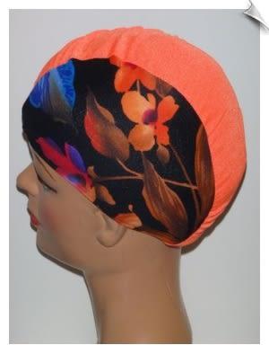 兒童萊卡泳帽 美國製造 布泳帽 幼童(0-2歲, 2種顏色)